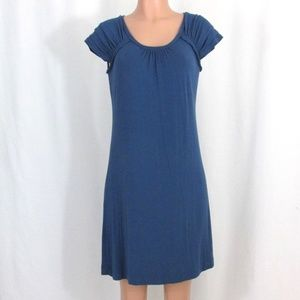 Soma Intimates Small Navy Blue Night Gown